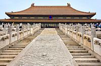 hina, Beijing Forbidden City