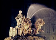 La Cibeles Fountain  The fountain of Cibeles is found in the part of Madrid commonly called the Paseo de Recoletos  This fountain, named after Cybele ...