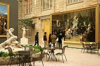 Beaux Arts Museum Entrance hall Rouen 76000 Normandy France