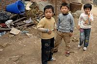 Children, Beijing, China