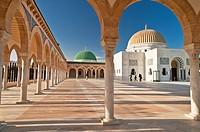 Habib Bourguiba Mausoleum, Monastir, Tunisia