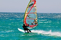 Tarifa is Windsurfer´s paradise