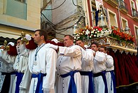 -Holy Week in Alicante- Valencian Comunity in Spain.