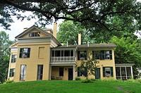 Emily Dickinson Museum, Amherst, Massachusetts, USA