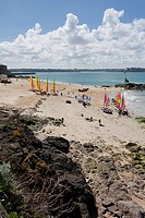 Saint Malo, Brittany, France, Sailing school