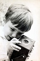 curiosity of a child&39, s old camera