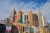 The New York, New York Las Vegas Hotel and Casino  Las Vegas, Nevada, United States