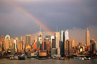 Clearing Storm, Manhattan