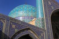 Imam former Shah mosque 1612-1630, Isfahan, Iran