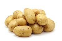 Mound of New Potatoes