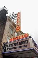 The Apollo Theater, Harlem, Manhattan, New York City