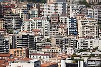 Overview Monte Carlo, Cote d Azur.