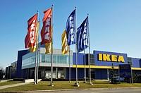 Ikea Warehouse, Home Furnishings Store
