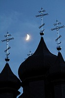 Orthodox church  Mielnik  Podlasie region  Eastern Poland
