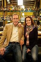 Patricia Ferrer owner of Bar Cock Calle reina 16 , Madrid, Spain.