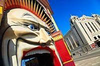 Luna Park & Palais Theatre