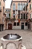 Palazzo Bembo-Boldu, Campiello Santa Maria Novo, Canarregio, Venice, Italy