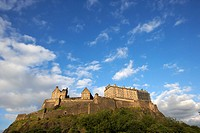 edinburgh castle scotland uk united kingdom