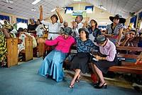Church, Ocho Rios, Jamaica, West Indies, Caribbean, Central America.