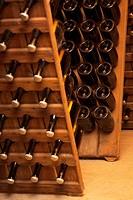 Bobal wine bottles
