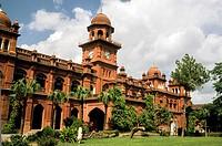 Punjab University, Lahore, Punjab, Pakistan