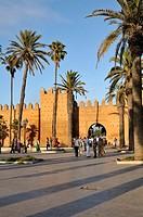 Médina, Rabat, Morocco.