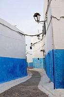 Kasba des Oudaïa, Rabat, Morocco.
