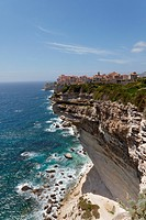 France, Corsica, Corse-du-Sud Department, Corsica South Coast Region, Bonifacio.