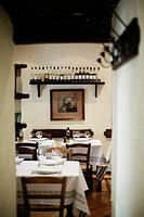 La Tupina. The greedy street. Bordeaux. Gironde. Aquitaine. France. Europe.