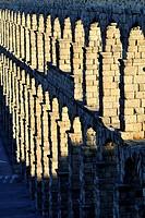 Aqueduct. Segovia, Spain.