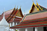 Wat Thepthidaram in Bangkok.