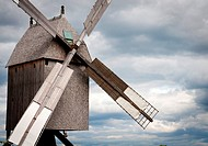 Windmill Detmold, Germany.