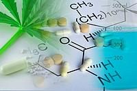 Conceptual Composition of alternative medicine.