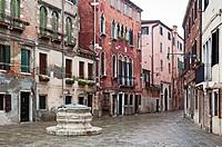 Campo Dei Mori, Sestiere Cannaregio, Venice, Veneto, Italy.