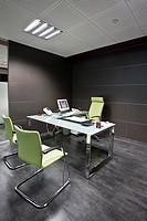 Modern office space.