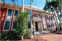 Lismore Museum, Lismore Municipal Building, NSW, Australia.