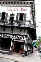 Duval Street in Key West, Florida, Key West is a city in Monroe County, Florida, United States. The city encompasses the island of Key West, the part ...