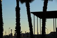 Parque industrial. Industrial park,Sants estacio. Barcelona, Catalonia, Spain.