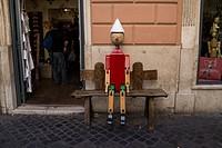 Pinocchio, Italy