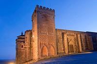 Priory Church of the Castle-15th century, Aracena, Huelva province, Region of Andalusia, Spain, Europe.