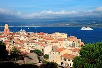Saint Tropez, Var, Côte d´Azur, French Riviera, France
