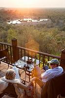 zambezi nature sanctuary from victoria falls safari lodge.
