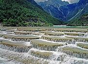 White Water River, Li Jiang, Yunnan Province, China