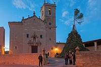 -Saint Anthony in Castellfort- Valencian community (Spain).