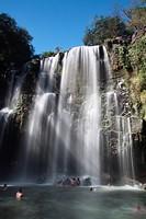 Llanos de Cortés waterfall, Bagaces, Guanacaste, Costa Rica