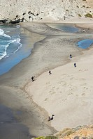 Mónsul beach, Parque Natural del Cabo de Gata, Almeria province, Andalusia, Spain