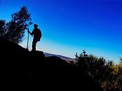 Sierra de Montánchez, Cáceres province, Spain