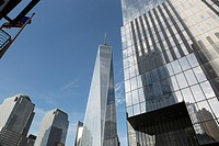 ONe World Trade Center also known as the Freedom Tower, is the name of two buildings in New York City´s Lower Manhattan. Itâ. . s the primary building...