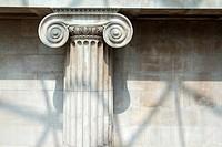 The British Museum in London, England, UK.