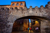Arco de la Estrella (Arch of the Star), Cáceres.